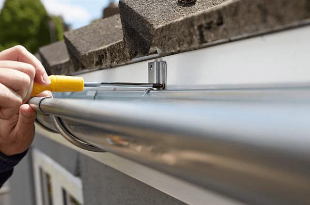 gutter repair peabody